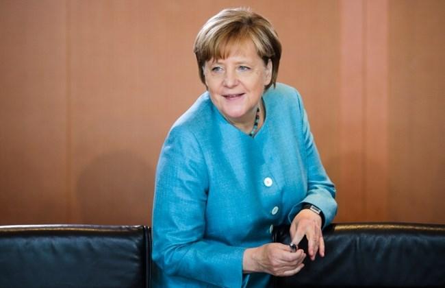 Edhe Merkel filloi pushimet!
