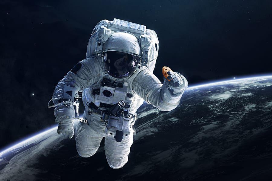 Ja sa paguhet një austronaut i NASA-së