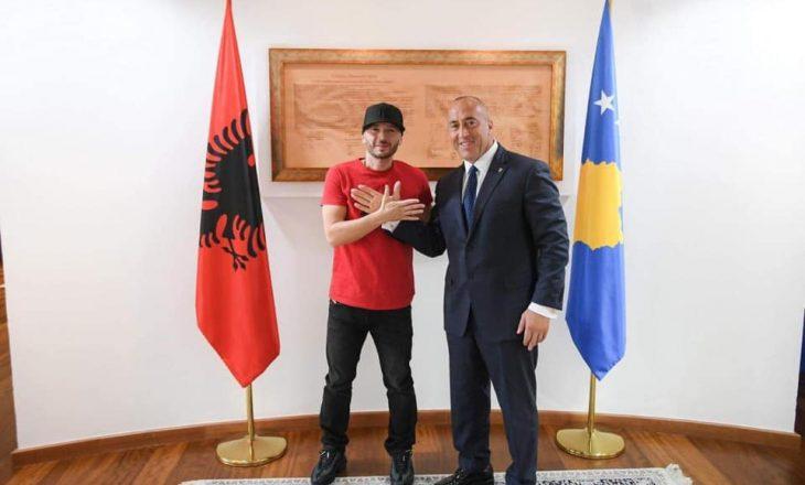 Haradinaj takohet me Unikkatilin, ka fjalë të mëdha për të
