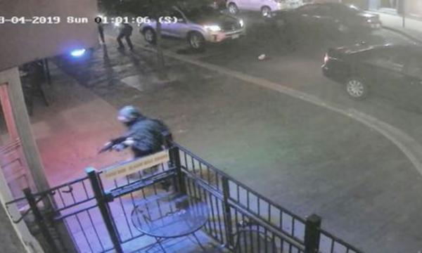 Pamje nga momenti kur terroristi i Ohios u qëllua për vdekje