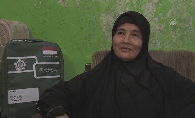 Pastruesja e mbeturinave kështu realizoi ëndrrën e saj për të udhëtuar në Haxh