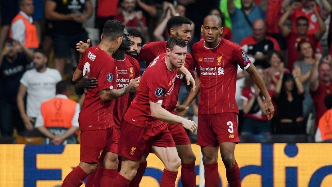 Liverpool fiton Superkupën e Evropës