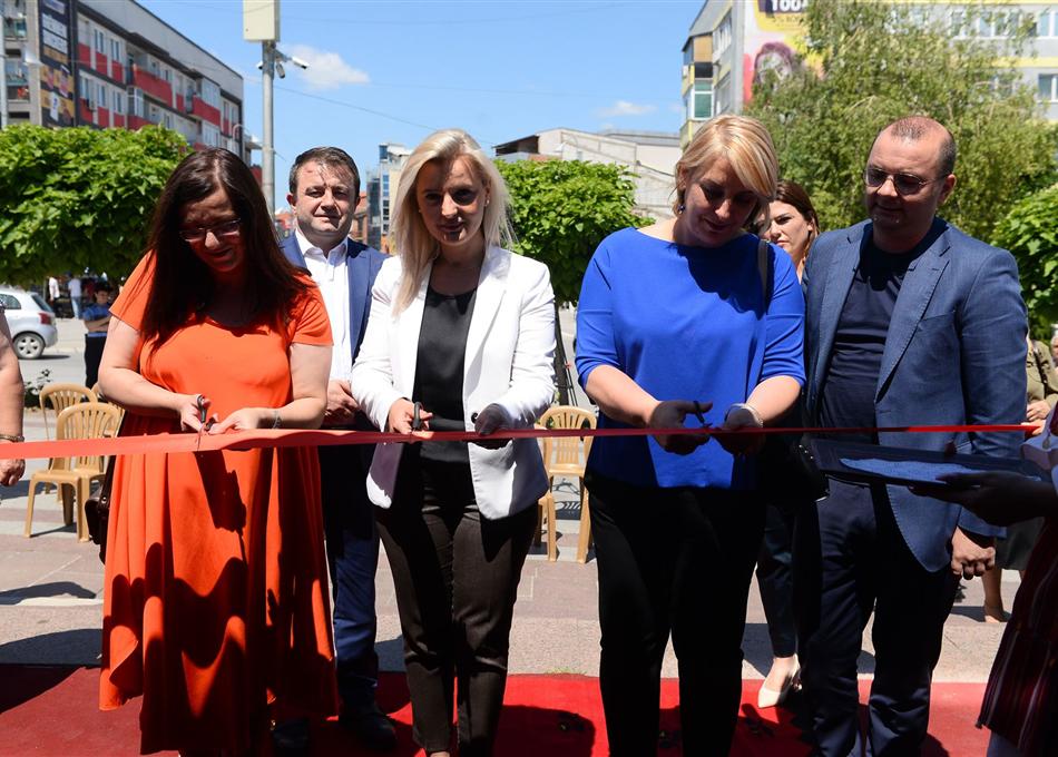 Zv/ministrja Krasniqi: Ministria e Tregtisë fokus fuqizimin e grave në biznes