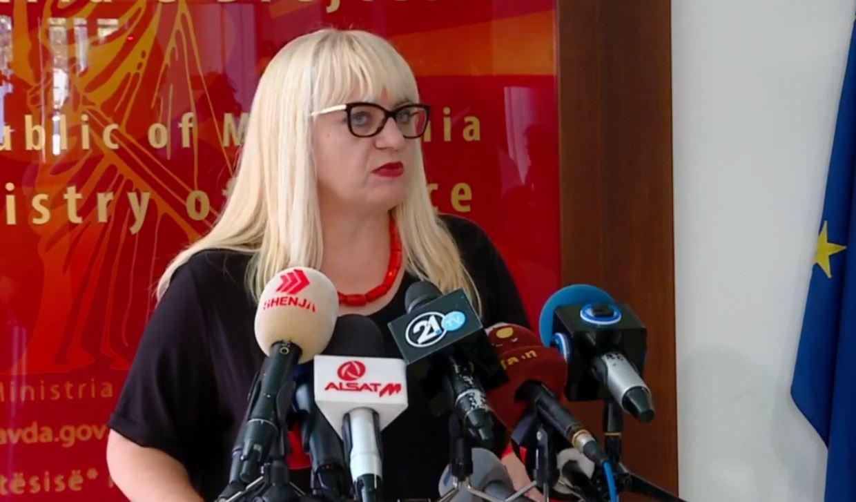 Ministrja e Drejtësisë së Maqedonisë së Veriut: Ende nuk ka arritur kërkesa nga Serbia për ekstradimin e Tomor Morinës