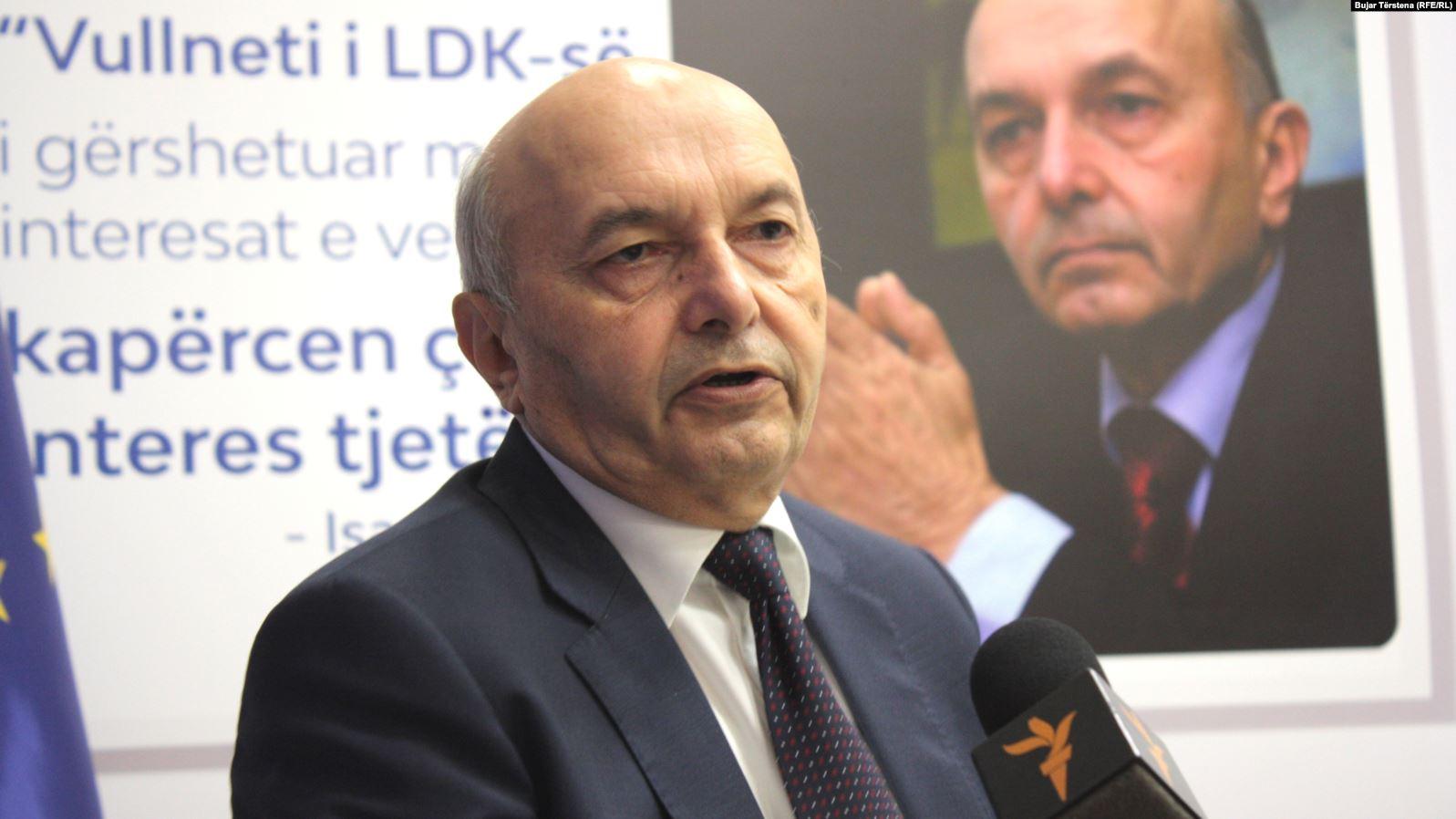 Isa Mustafa për Qeveri pa zgjedhje: I ka vdekë nana kësaj pune