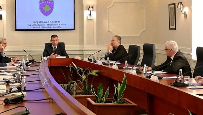 Mblidhet Kryesia e Kuvendit, pritet vendimi për shpërndarje
