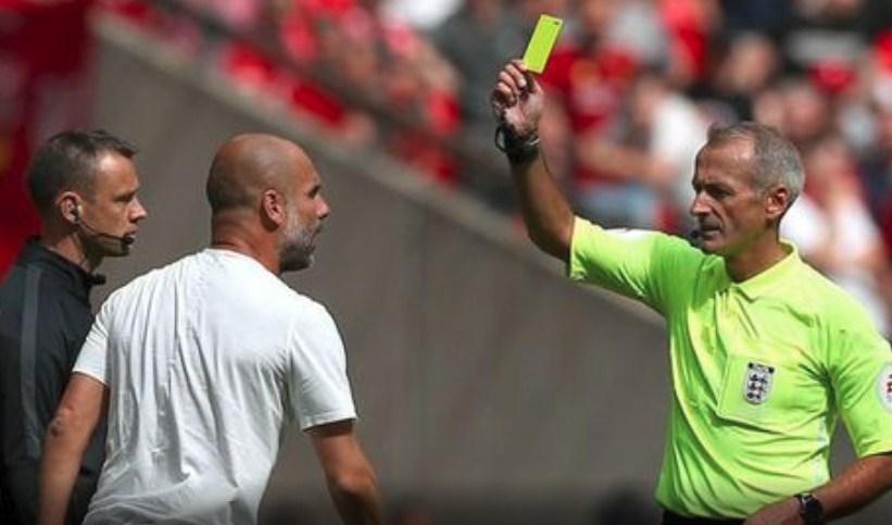 Guardiola në histori, e pëson nga rregulli i ri në futboll