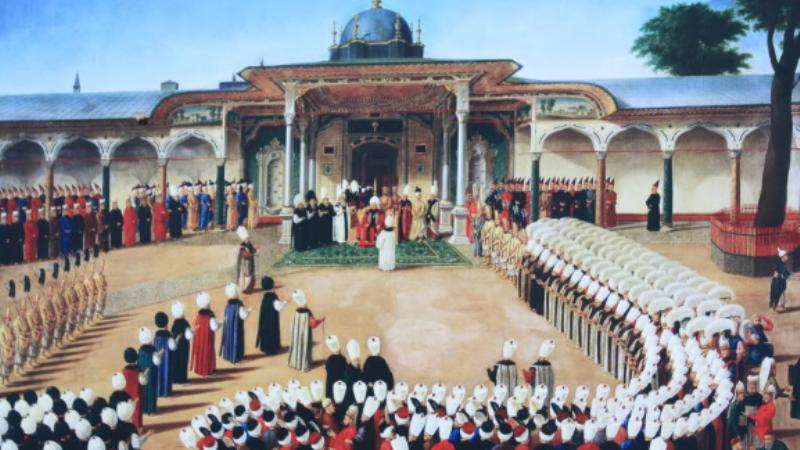 Kjo ishte shqiptarja më me ndikim në oborrin e Sulltanit