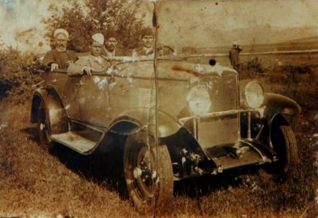 Kush ishte personi i parë që kishte veturë në Kosovë?