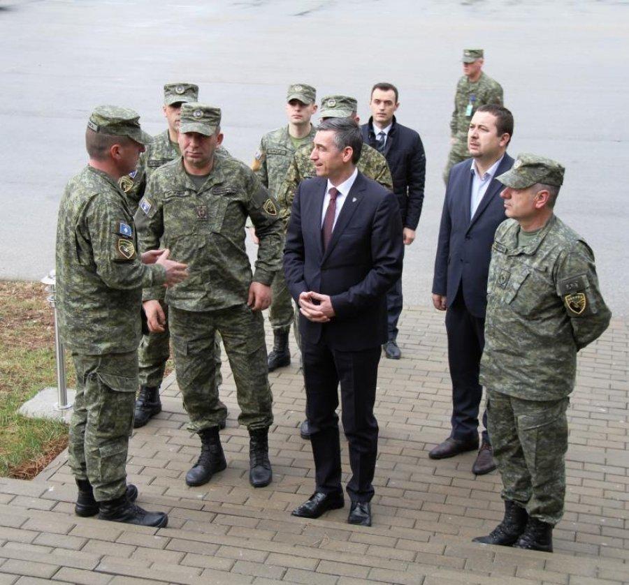 Kadri Veseli kujton komandant Kumanovën