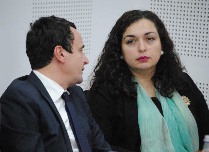 Paralajmëron politikanja serbe: Jeta e Albin Kurtit dhe Vjosa Osmanit mund të jetë në rrezik