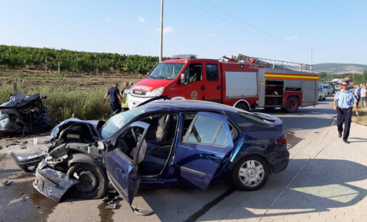 Prokuroria kërkon 1 muaj paraburgim për shkaktarin e aksidentit në Rahovec