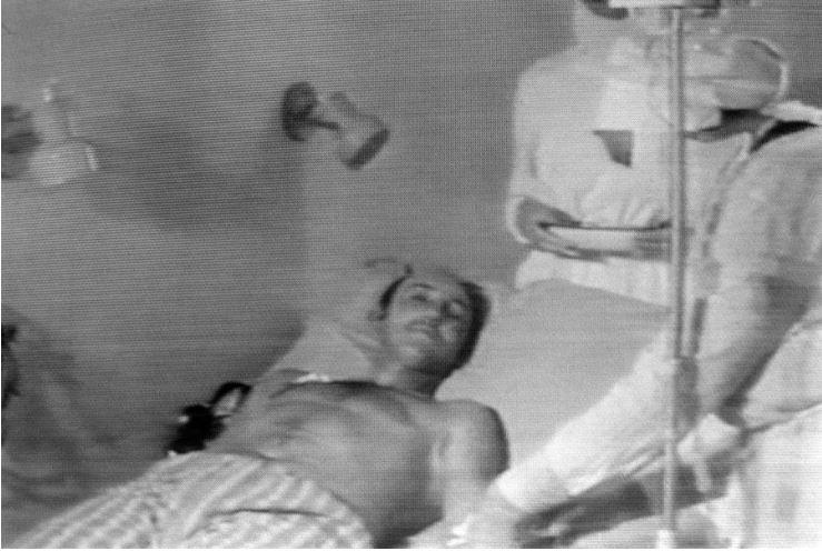 Fotografi të rralla nga viktimat e rrezatimit të Çernobilit në vitin 1986