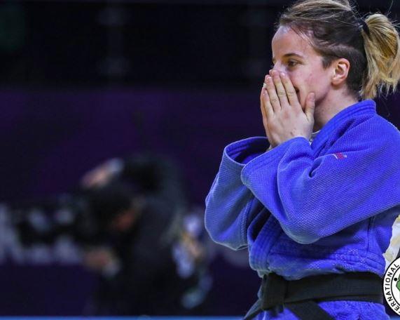 Distria Krasniqi fiton medaljen e bronztë në Botëror