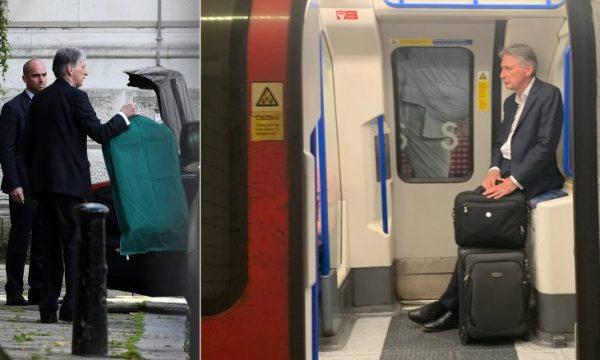 Dha dorëheqjen, ministri përdor trenin pasi largohet nga zyra