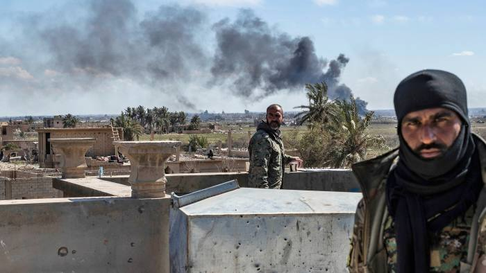 Anëtarësohet në ISIS, arrestohet shtetasja gjermane