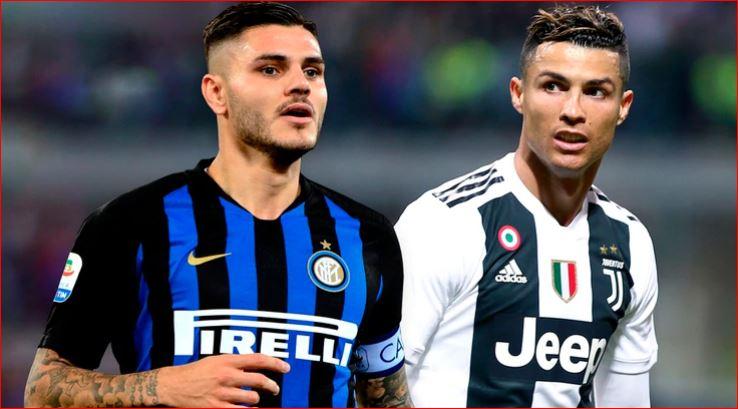 Ronaldo kërkon transferimin e Icardit te Juventus