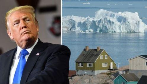 Trump po shqyrton mundësinë e blerjes së Grenlandës