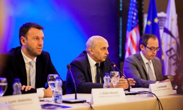 Flet Mustafa: Ishte vullnet i të gjithëve që Avdullah Hoti të jetë kandidat
