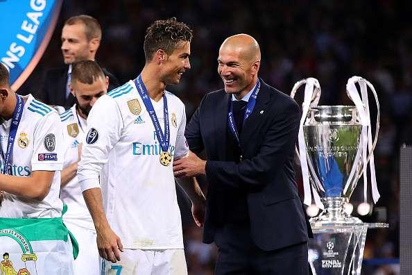 Ronaldo flet për Zidane: Ai më bëri të ndihem special