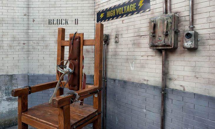 Dënohet me vdekje në karrige elektrike