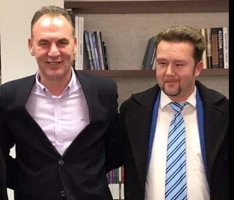 Prof. Dr. Artan Haziri kandidat për deputet nga koalicioni Nisma-AKR-PD