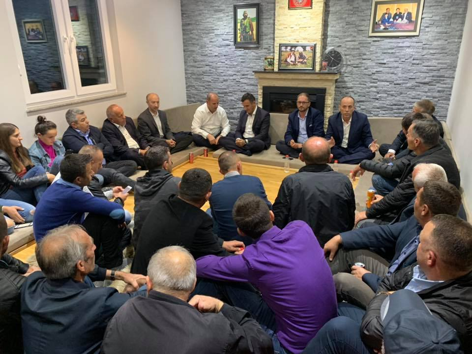 Shala: PDK-ja është alternativa e pashmangshme për Kosovën e zhvilluar dhe të barabartë me shtetet e tjera të BE-së
