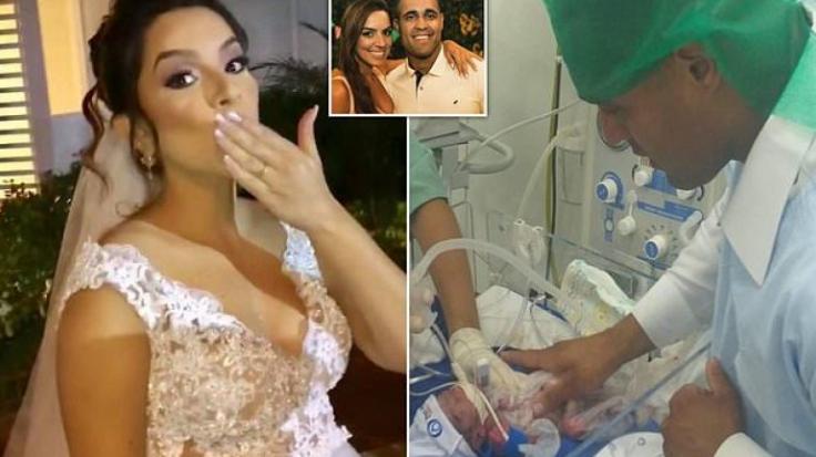 E tmerrshme: Pësoi goditje në tru, nusja shtatzënë vdes pak minuta para se të mbërrinte në altar