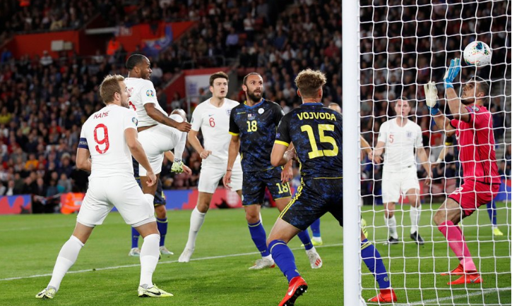 Angli-Kosovë 5 – 1, fillon pjesa e dytë