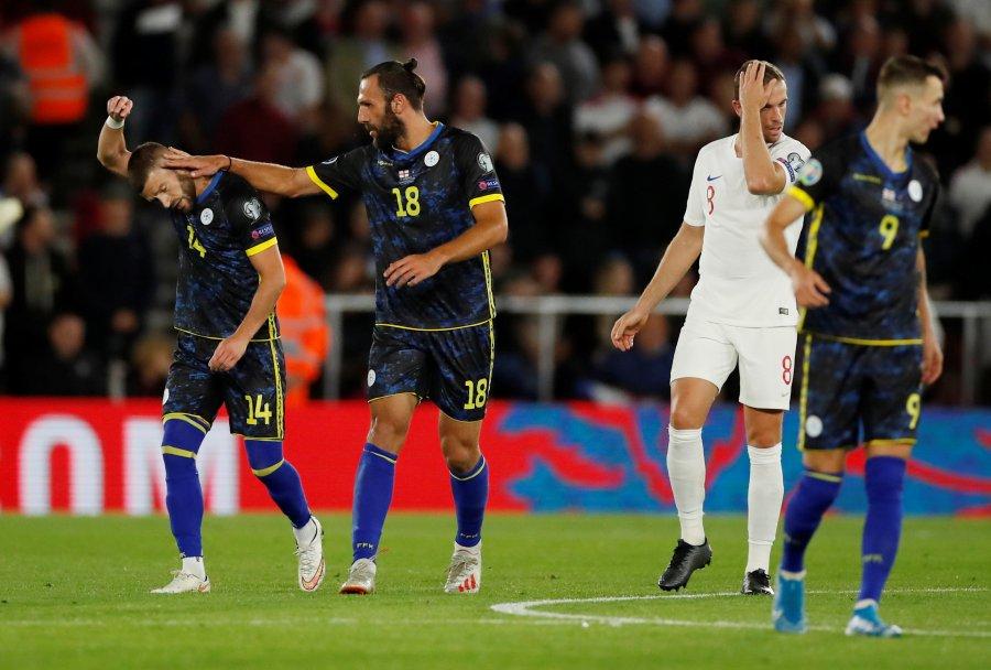 """Berisha e Muriqi deklarohen pas ndeshjes, """"treguam zemrën në pjesën e dytë"""""""