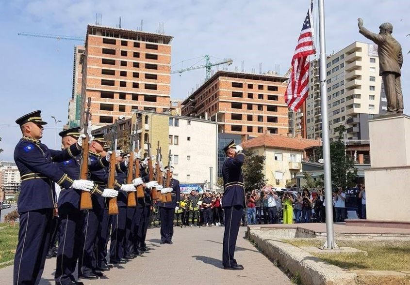 Kosova nderon viktimat e sulmit të 11 shtatorit në SHBA