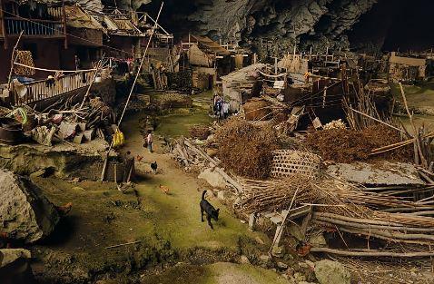Njihuni me fshatin që fshihet brenda kësaj shpelle