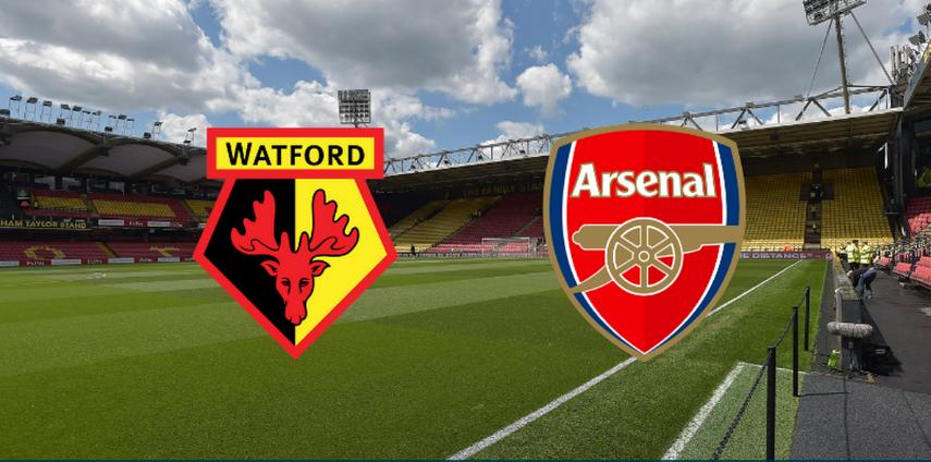 Formacionet zyrtare: Watford – Arsenal