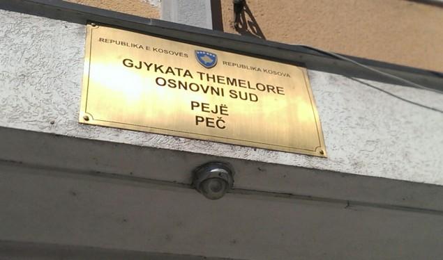 Arrestohet gjykatësi i Pejës, dyshohet se mori 6 mijë euro ryshfet për një çështje penale