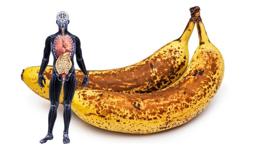 Hani dy banane në ditë për një muaj rresht, do ndodh mrekullia me trupin tuaj