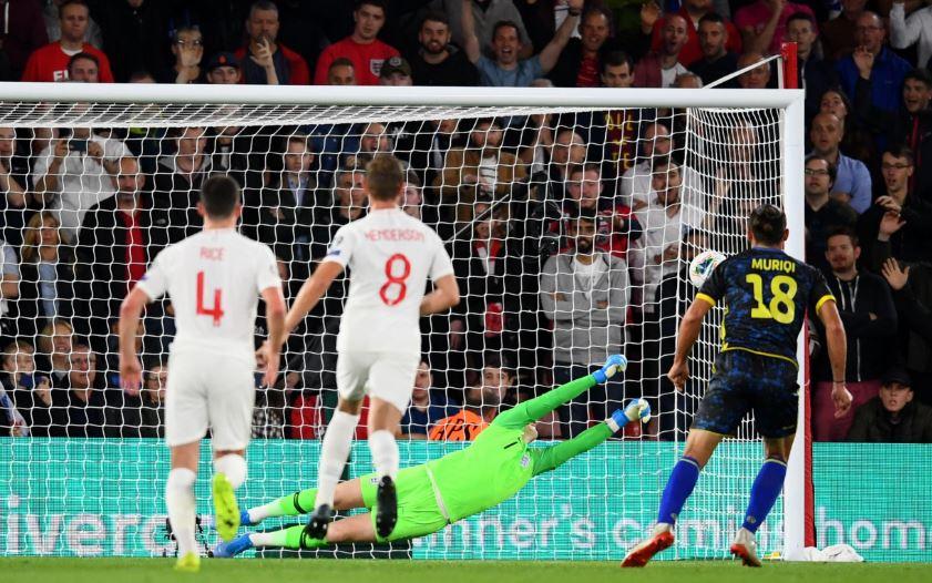 """Ja çfarë shkruan """"Eurosport"""" për paraqitjen e Kosovës ndaj Anglisë"""