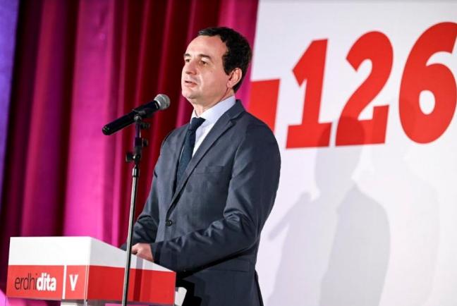 Albin Kurti thyen rekord me numrin e votave që mori në zgjedhjet e 6 tetorit