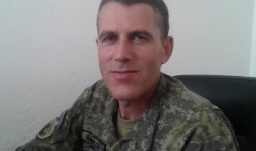 Vdes Njazi Uruqi, nënoficer i lartë i FSK-së