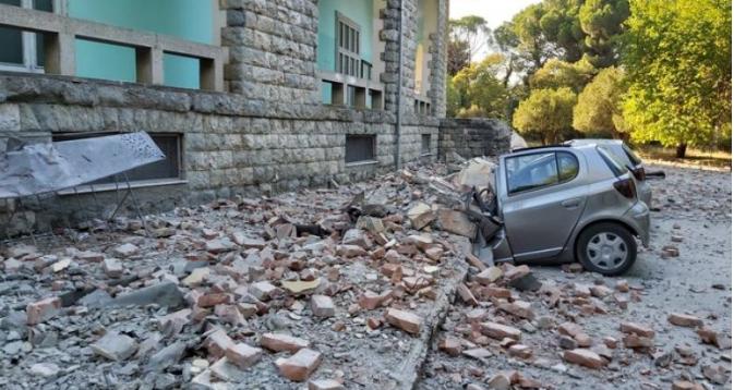 Dhjetëra të lënduar nga tërmeti në Shqipëri