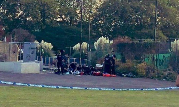 Policia jep detaje për vrasjen e të riut kosovar në Britani