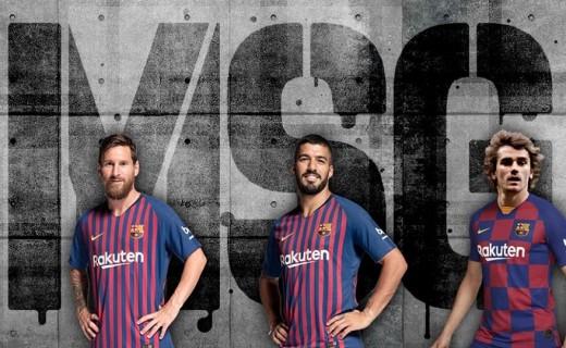 Messi, Suarez dhe Griezmann i dhurojnë tri pikët e radhës Barcelonës