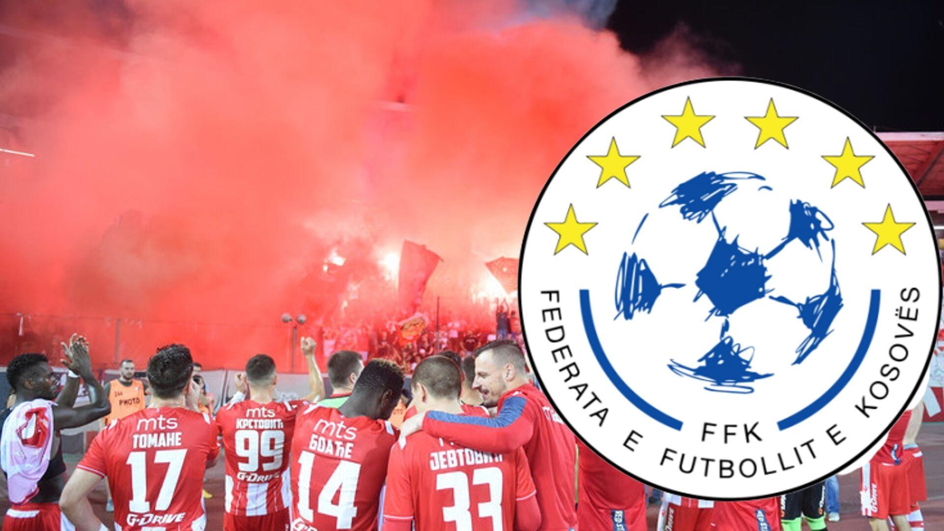 Crvena Zvezdës së Serbisë nuk i lejohet hyrja në Kosovë, do të ndalohen në kufi