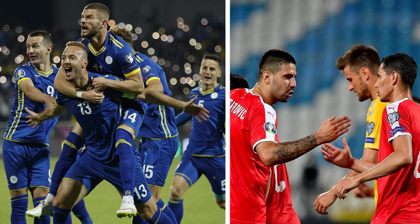 UEFA: Kosova mund të luajë kundër Serbisë në Euro 2020, me një kusht