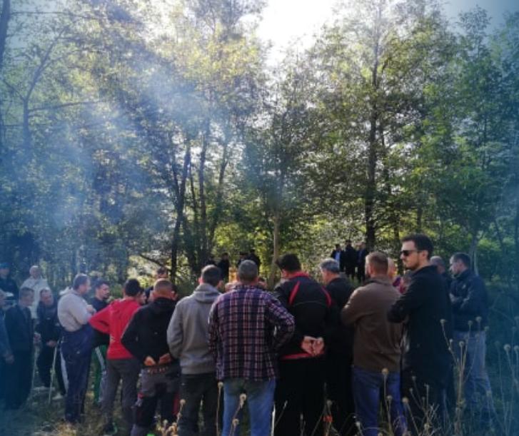 Shoqëria civile dënon dhunën e ushtruar ndaj qytetarëve protestues në Shtërpcë