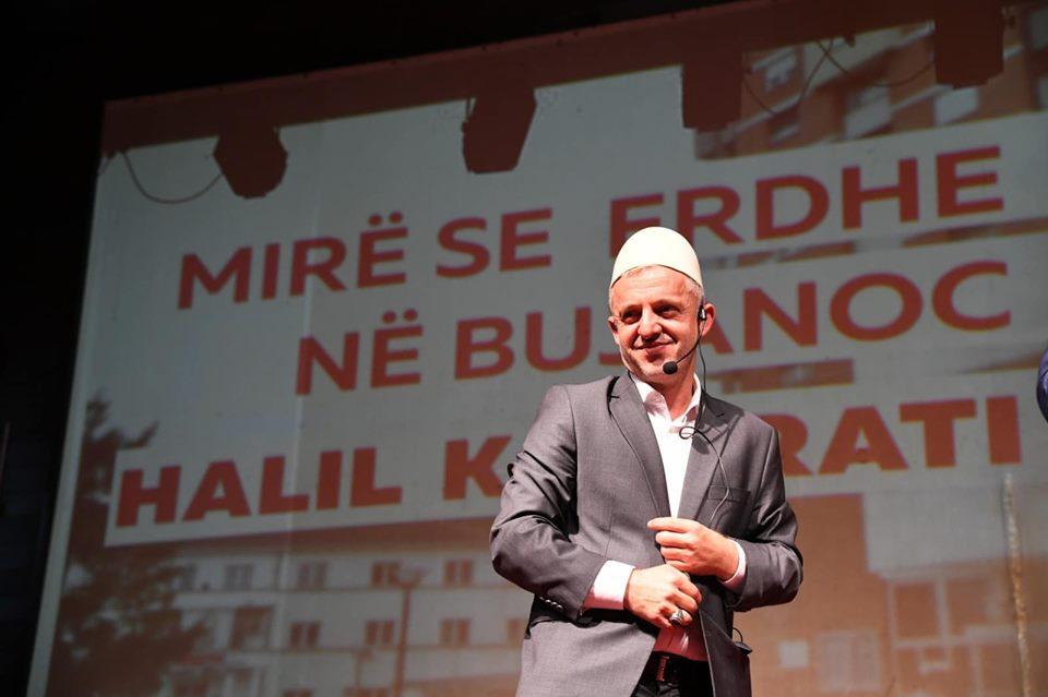 Halil Kastrati premton 50 shtëpi në Luginën e Preshevës për vitin 2020