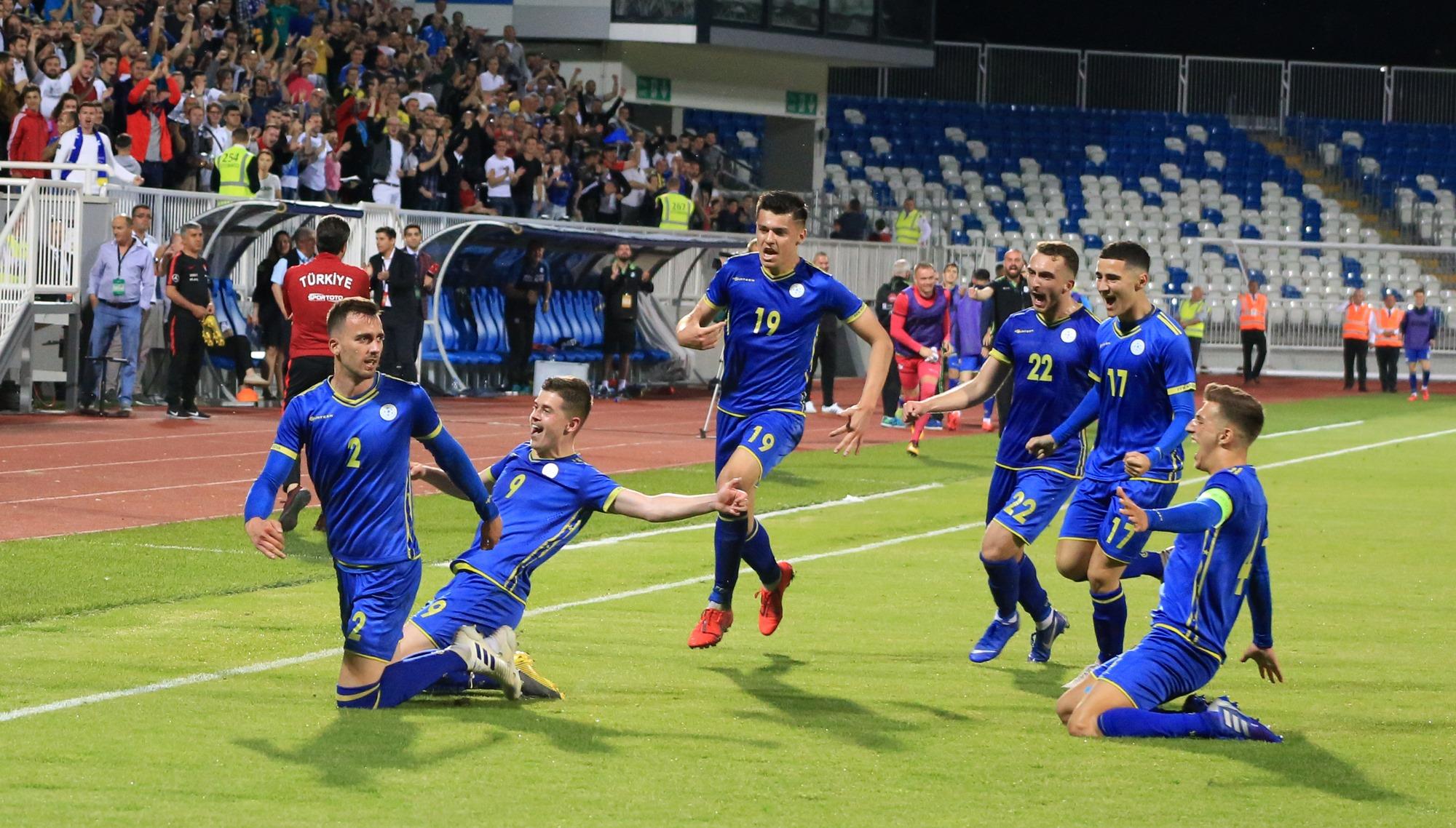 Kosova U21, Rafet Prekazi publikon listën e të ftuarve
