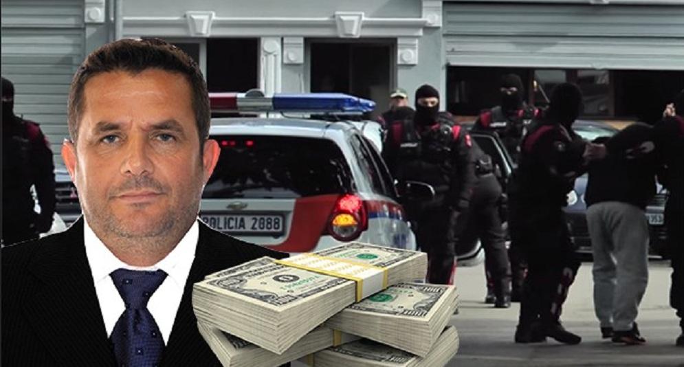 """Gjykata ndan këtë dënim për Klement Balilin, """"Eskobarin e Ballkanit"""""""