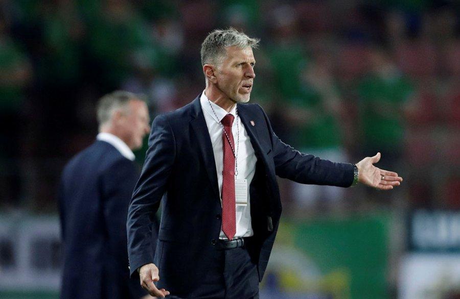 Trajneri i Çekisë flet për duelin kundër Kosovës, ka një mesazh për futbollistët e tij