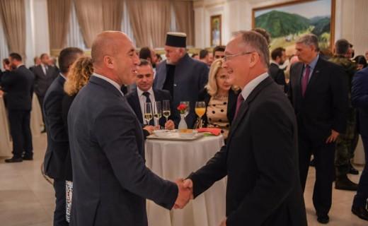 Haradinaj: Hungaria është mike e jona dhe partnere e fuqishme