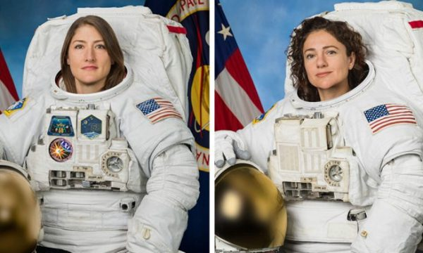 NASA shpejton daljen në hapësirë të ekuipazhit të përbërë vetëm nga gra